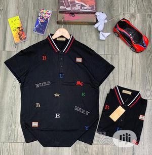 Burberry POLO T-Shirts   Clothing for sale in Lagos State, Lekki