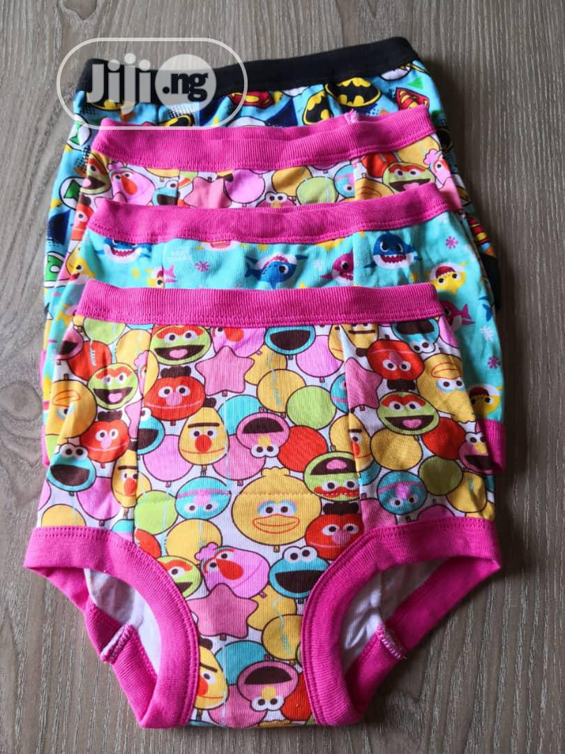 3in1 Kids Unisex Character Pants