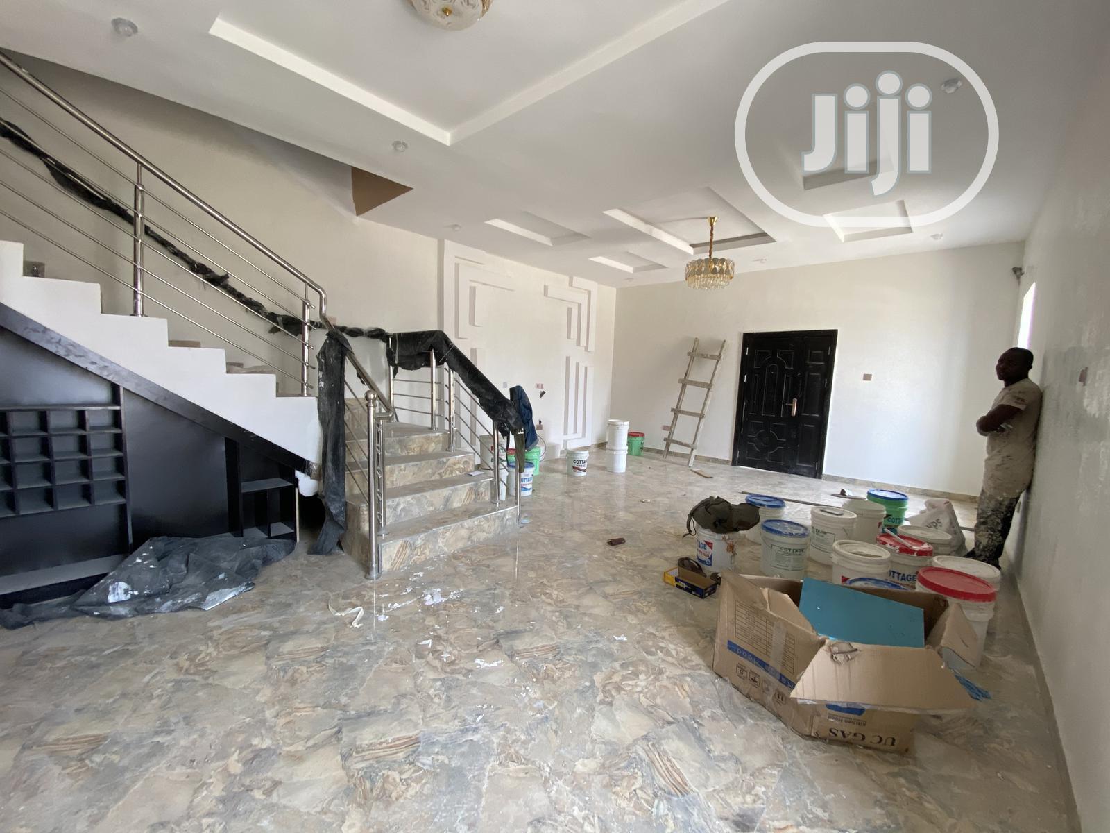 Archive: 3bedroom Semi Detached Duplex With A Bq