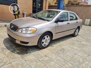 Toyota Corolla 2004 LE Gold | Cars for sale in Lagos State, Ikeja