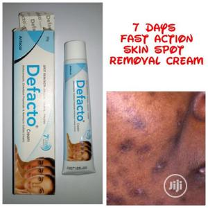 Defacto Fast Action Skin Spot Removal Cream | Skin Care for sale in Lagos State, Ikeja