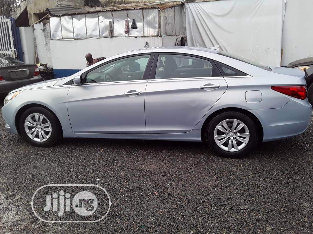 Hyundai Sonata 2011 Blue | Cars for sale in Ikorodu, Lagos State, Nigeria