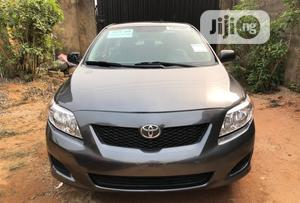 Toyota Corolla 2009 1.8 Exclusive Automatic Gray   Cars for sale in Lagos State, Ikeja