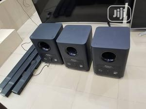 Samsung & JBL Wireless Sounbar   Audio & Music Equipment for sale in Lagos State, Alimosho