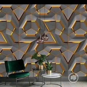 9D Wall Mural Wallpaper | Home Accessories for sale in Lagos State, Alimosho