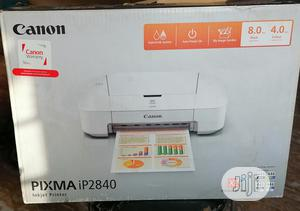Canon PIXMA IP2840 Inkjet Printer--without CATRIDGES | Printers & Scanners for sale in Lagos State, Ipaja