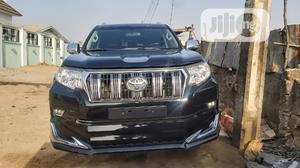 Toyota Land Cruiser Prado 2018 4.0 Black | Cars for sale in Abuja (FCT) State, Kubwa