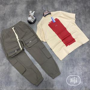 Cargo Pants And Polo   Clothing for sale in Lagos State, Ikeja