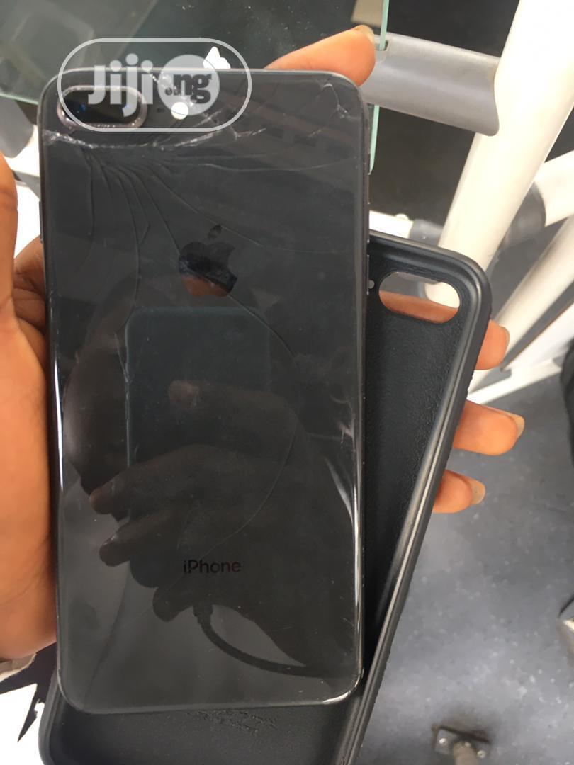 Apple iPhone 8 Plus 64 GB Black | Mobile Phones for sale in Lekki, Lagos State, Nigeria