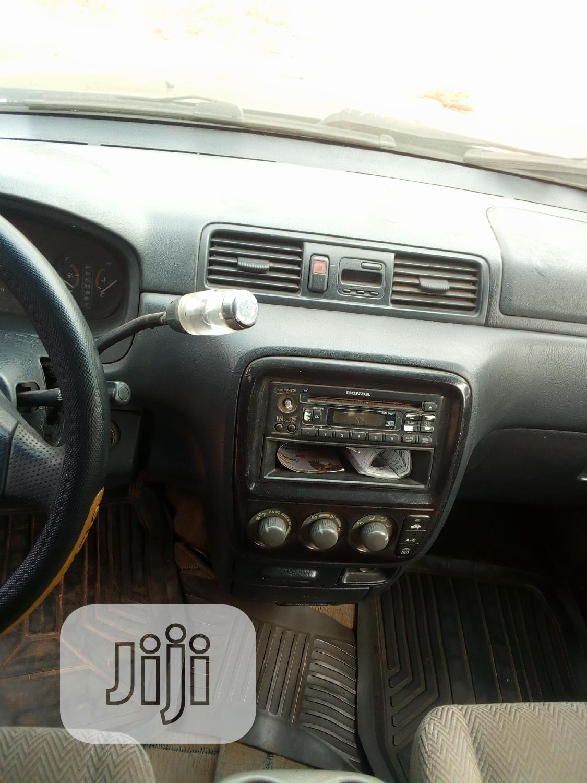 Archive: Honda CR-V 1996 Green