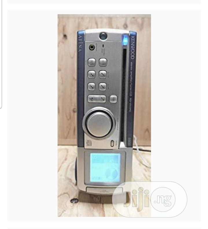 Kenwood Stereo Amplifier/Tuner/Cd Player | Audio & Music Equipment for sale in Surulere, Lagos State, Nigeria