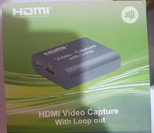HDMI Video Capture With Loop | Computer Accessories  for sale in Lagos State, Ikeja