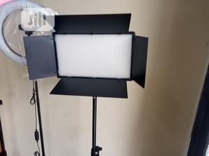 Led Light Kit 800 Pro Light [Rechargeable With Stand] | Accessories & Supplies for Electronics for sale in Lagos State, Amuwo-Odofin
