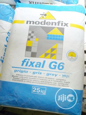 Modenfix Gum Cement 25kg | Building Materials for sale in Lagos State, Orile