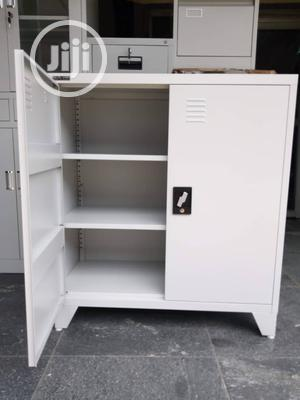 Metal Half Door Cabinet | Furniture for sale in Abuja (FCT) State, Wuse 2