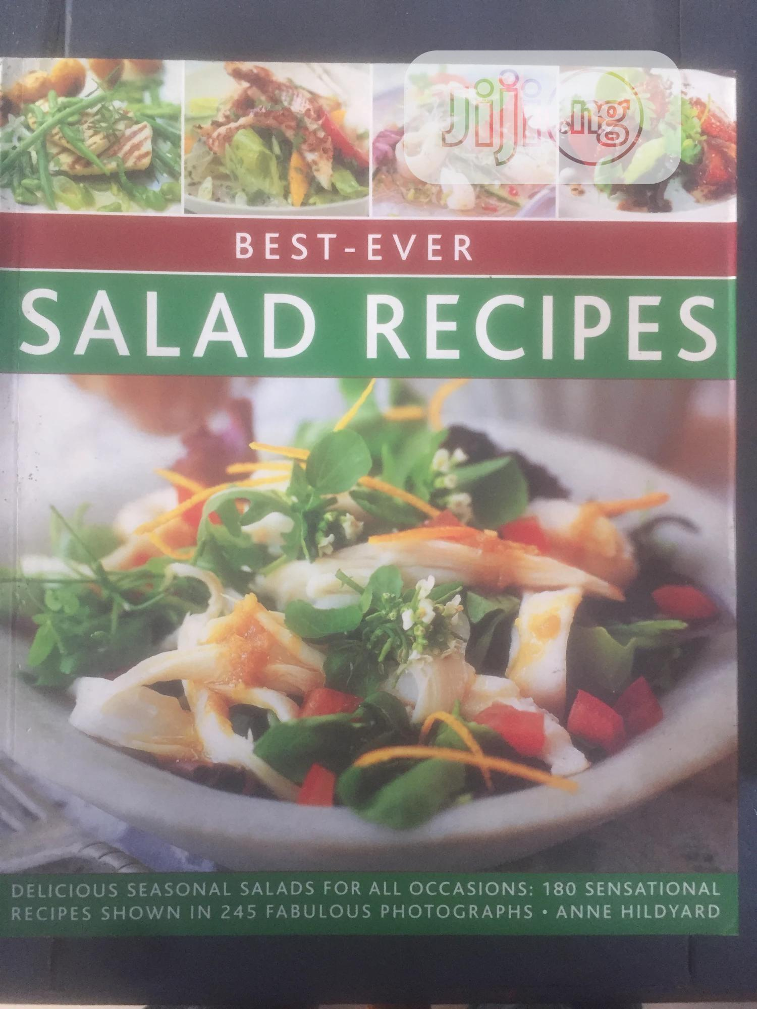 Archive: Best Ever Salad Recipes