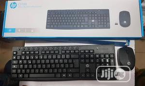 HP Wireless Keyboard and Mouse. | Computer Accessories  for sale in Lagos State, Apapa