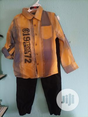 Ecko Unltd. 2 Pieces, Shirt And Trouser   Children's Clothing for sale in Lagos State, Isolo