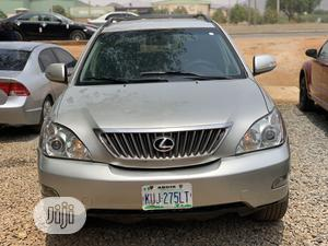 Lexus RX 2008 350 Silver | Cars for sale in Abuja (FCT) State, Gwarinpa