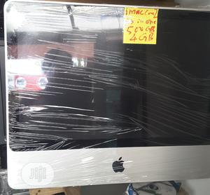 Desktop Computer Apple iMac 4GB Intel Core 2 Duo HDD 500GB   Laptops & Computers for sale in Lagos State, Ikeja