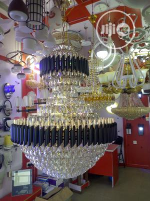 Beautiful Crystal Chandelier | Home Accessories for sale in Lagos State, Ojo