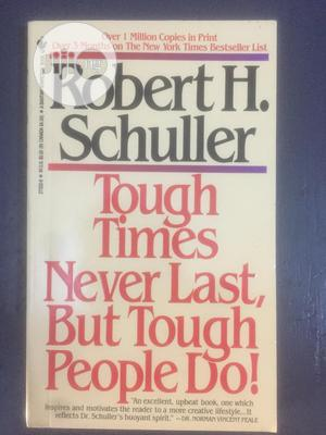Tough Times Never Last But Tough People Do | Books & Games for sale in Lagos State, Surulere