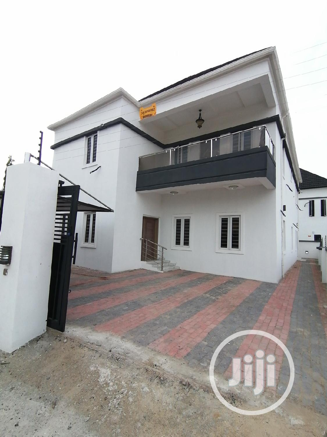 5 Bedroom Fully Detached Duplex With A Room Bq | Houses & Apartments For Sale for sale in Sangotedo, Ajah, Nigeria
