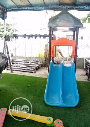 Play Station With Double Slide And Swing   Toys for sale in Lagos State, Ikeja