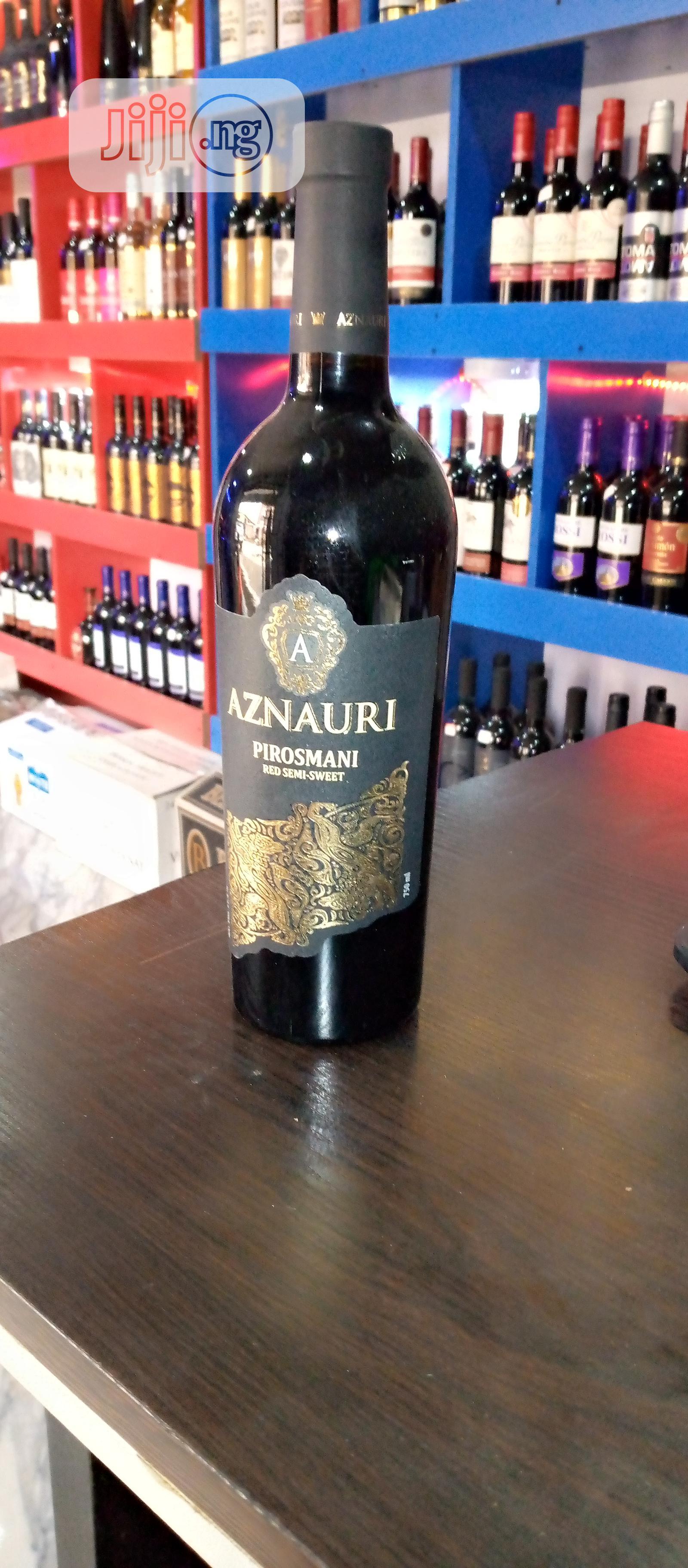 Aznauri Red Wine
