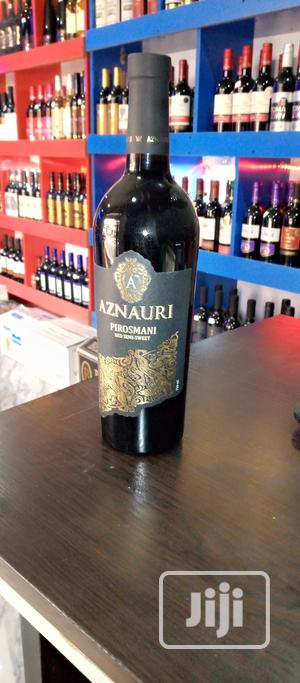 Aznauri Red Wine | Meals & Drinks for sale in Lagos State, Surulere