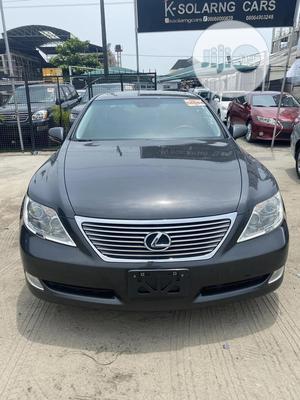 Lexus LS 2008 460 Gray | Cars for sale in Lagos State, Lekki