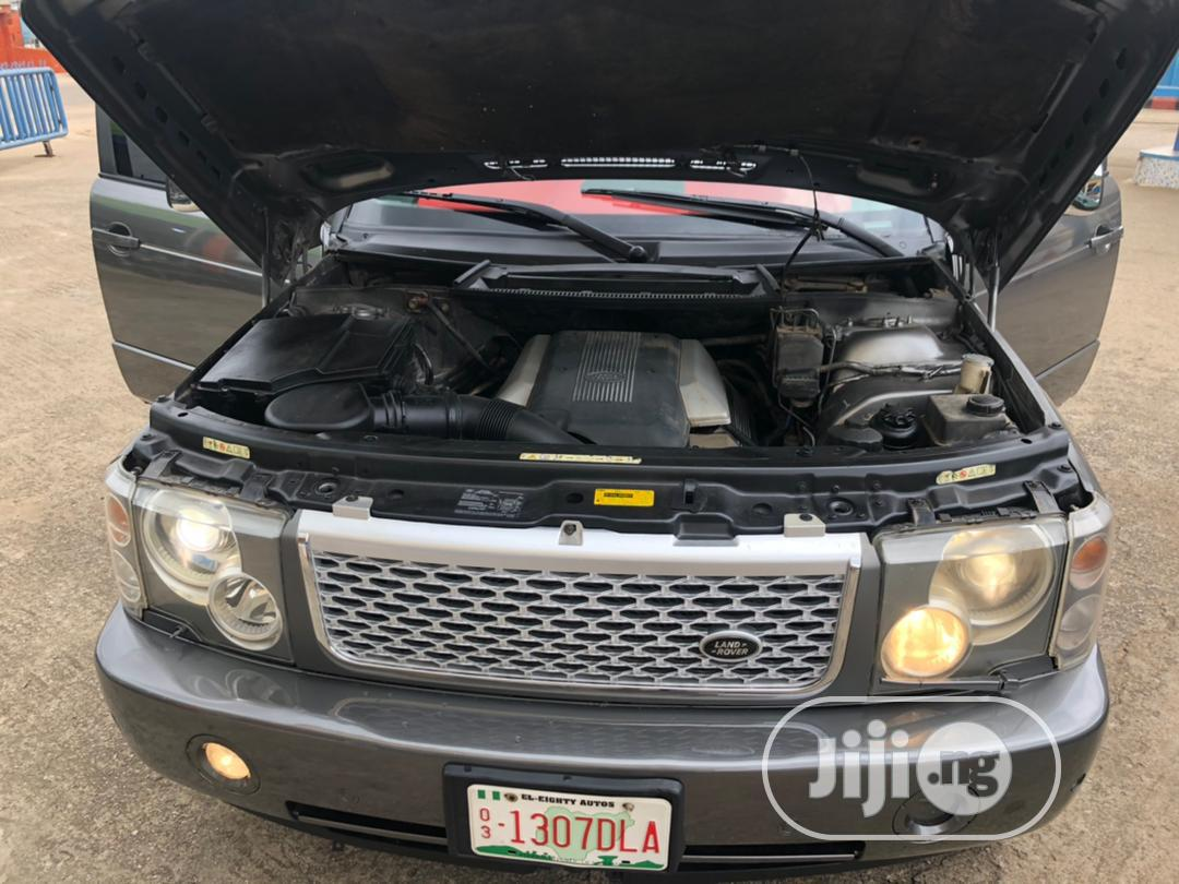 Land Rover Range Rover 2005 Gray   Cars for sale in Ikeja, Lagos State, Nigeria