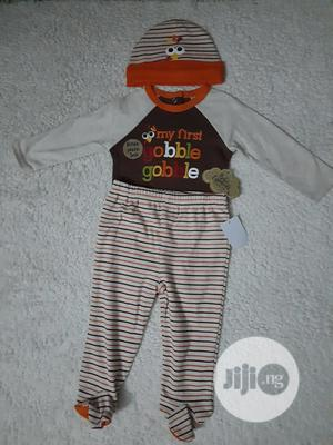 Baby Essentials 3 Piece Set | Children's Clothing for sale in Lagos State, Ikeja