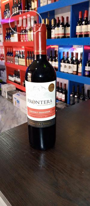 Frontera Red Wine | Meals & Drinks for sale in Lagos State, Surulere