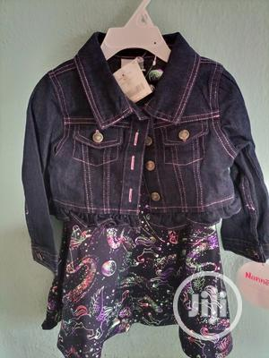 Nannette 2pieces, Demin Jean and a Dress   Children's Clothing for sale in Lagos State, Isolo