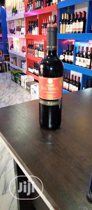 Castillo San Simon Red Wine | Meals & Drinks for sale in Lagos State, Surulere