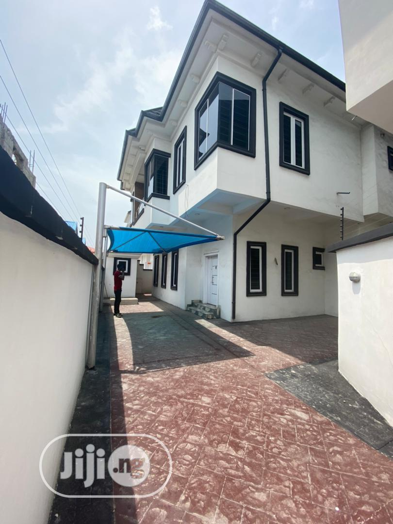 5 Bedrooms Detached Duplex With Bq at Osapa London Lekki