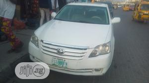 Toyota Avalon 2006 Limited White   Cars for sale in Lagos State, Isolo