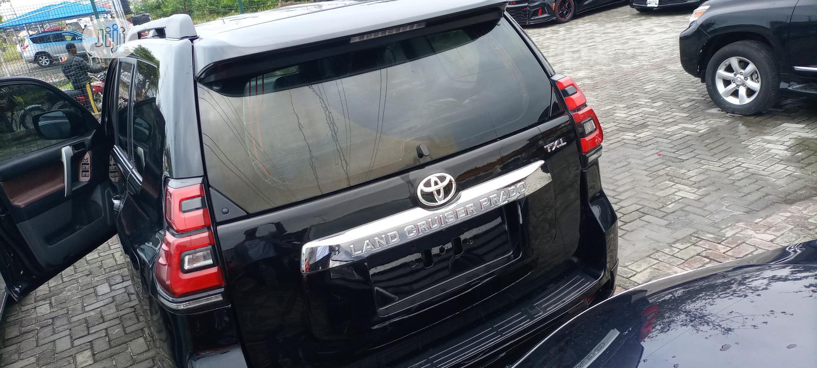 Toyota Land Cruiser Prado 2012 GXL Black   Cars for sale in Lekki, Lagos State, Nigeria