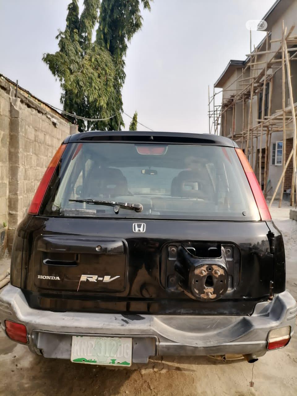 Honda CR-V 1998 2.0 Black   Cars for sale in Ibeju, Lagos State, Nigeria