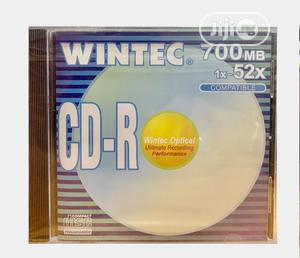 Wintec Cd-R 1X5 Pcs | CDs & DVDs for sale in Lagos State, Victoria Island