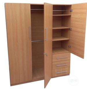 Classic 3 Doors Standard Wardrobe   Furniture for sale in Lagos State, Ikoyi