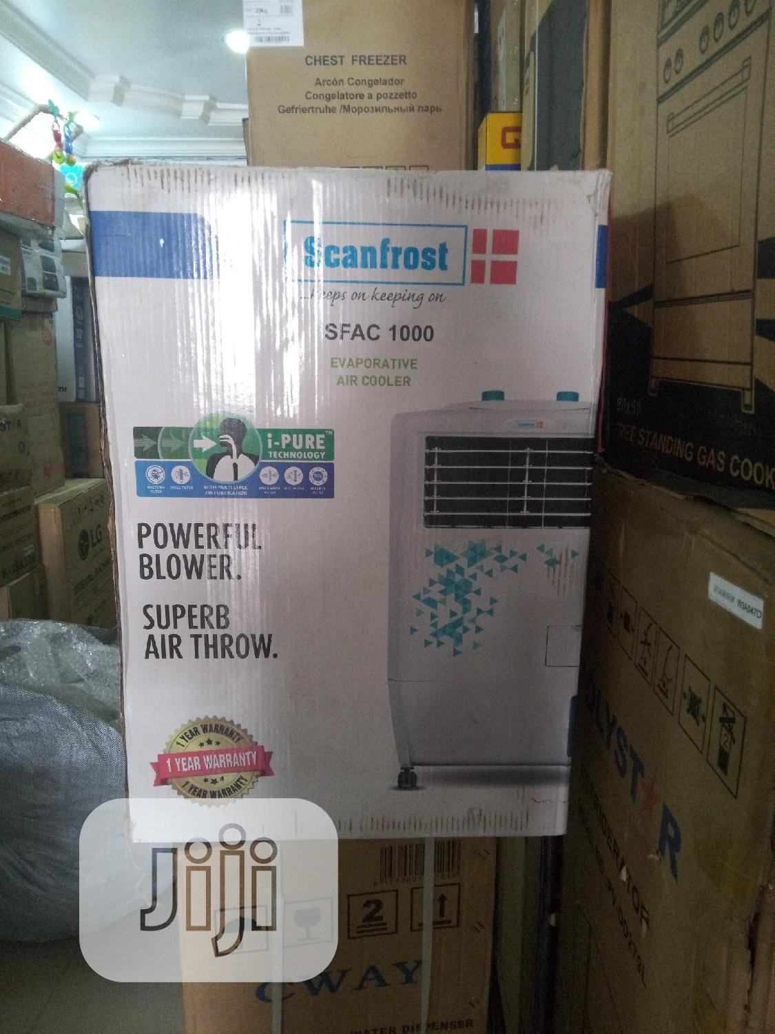 Archive: Scanfrost Air Cooler