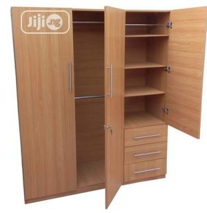 Standard 3 Doors Wardrobe (Delivery Only In Lagos) | Furniture for sale in Lagos State, Ikeja