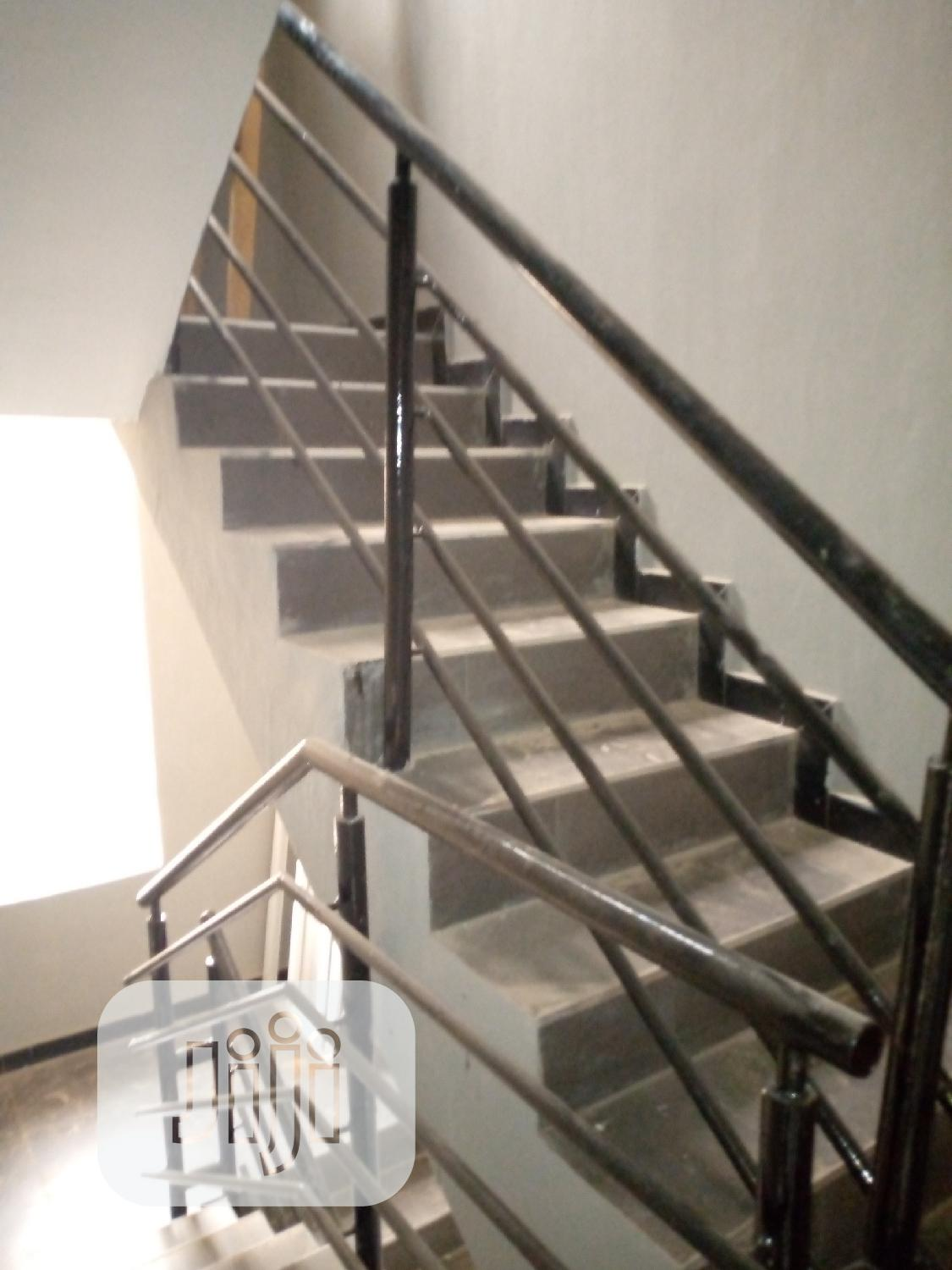 Archive: New 3 Bedroom Flat At Egbeda For Rent.