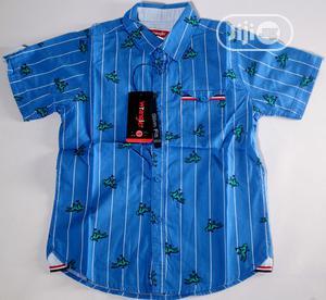 Kiddies Short Sleeves For Boys | Children's Clothing for sale in Lagos State, Ikeja