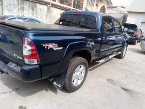 Toyota Tacoma 2007 Blue   Cars for sale in Lagos State, Isolo