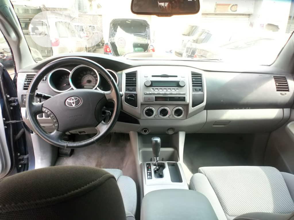Toyota Tacoma 2007 Blue   Cars for sale in Isolo, Lagos State, Nigeria