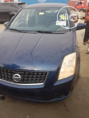Nissan Sentra 2008 2.0 Blue   Cars for sale in Lagos State, Ikeja