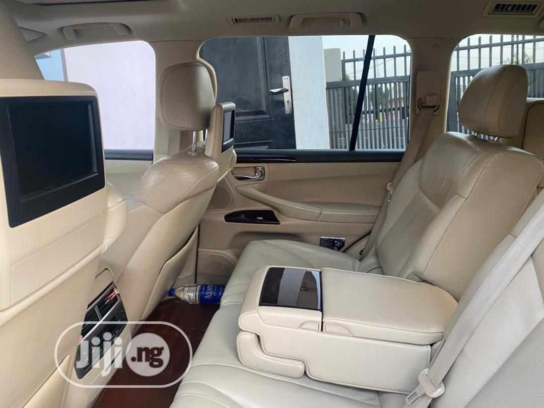 Lexus LX 2013 570 Base Gray   Cars for sale in Ikeja, Lagos State, Nigeria